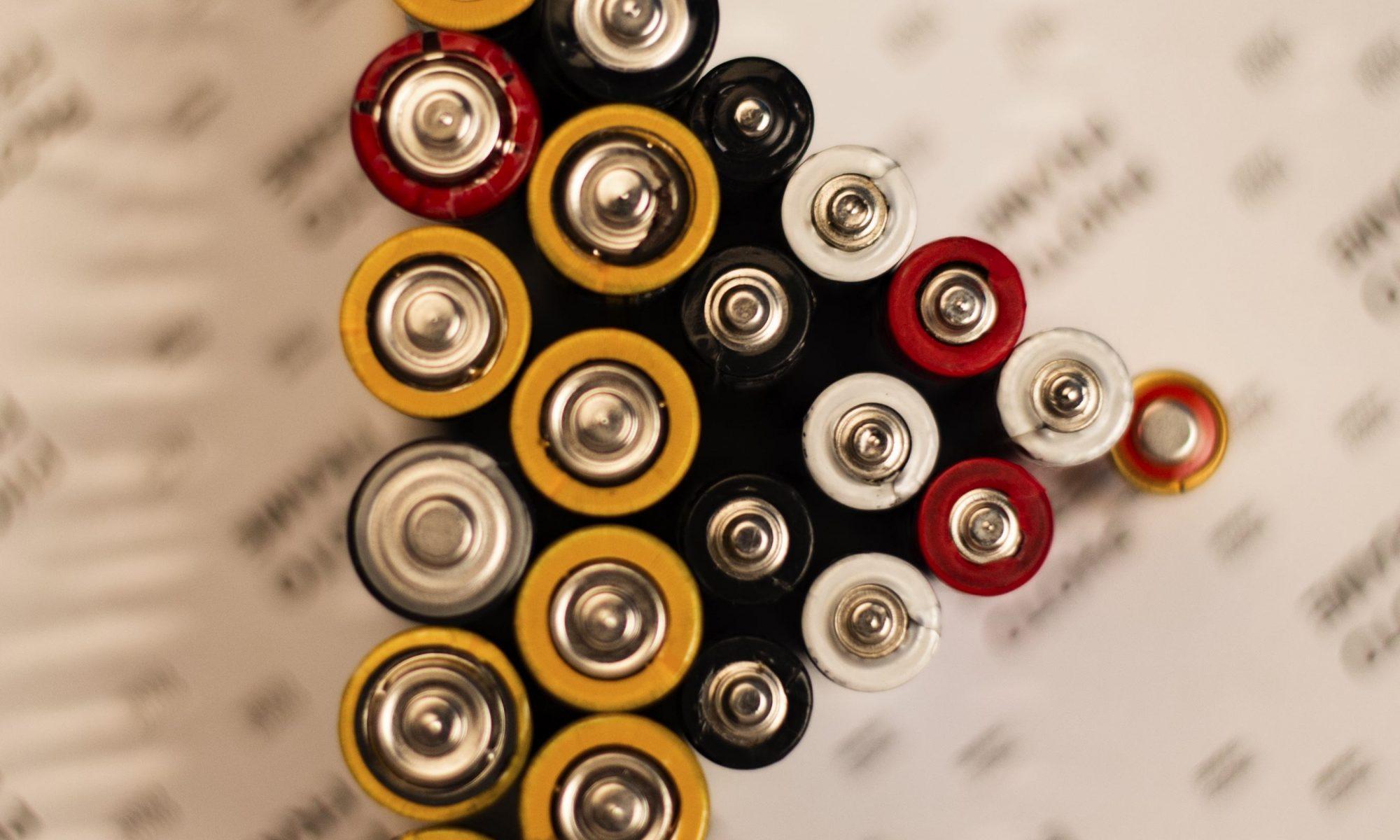 Handla billiga batterier