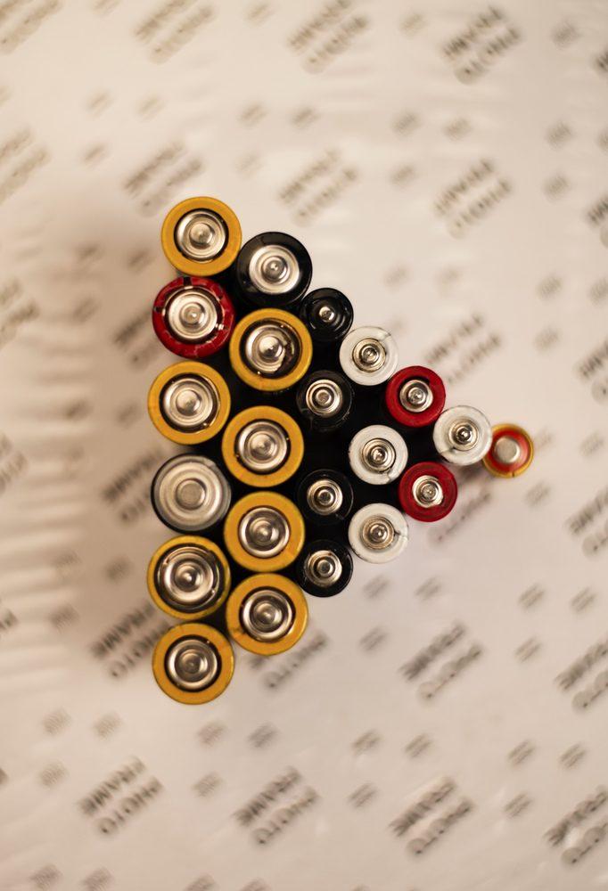 Att välja batterier